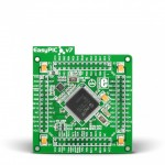 EasyPIC; FUSION v7 Ethernet MCUcard  with PIC32MX795F512L; MIKROE-1206