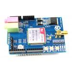 SIM900 Quad-band GSM/GPRS Shield for Arduino