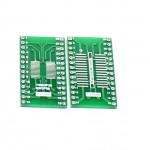 SO28/SOP28/SOIC28  Adapter SMD PCB convert to DIP 28
