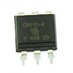 CNY17-3X006 Transístor Output Optocoupler, 1 Channel, DIP 6
