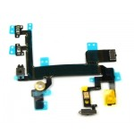 ON/OFF, Volume and Lock Button Flex Cable for Iphone 5S