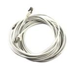 Network Cable RJ45 CAT5e UTP White 3m