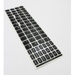 Portuguese Keyboard Stickers Kit