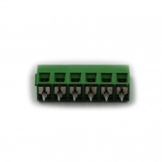 Screw Terminal Block Connector 6Pins 5mm Pitch