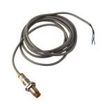 TS12-05N-2; Inductive Sensor; NPC / NC; 10-30VDC; 100mA; Brass; 50mm;