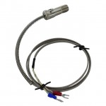 Thermocouple Sensors Type K Bayonet 3m