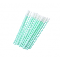 Flexible Head Cleaning Swabs Foam Sponge 70mm