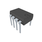 U267BG; Monolithic Integrated Circuits; DIP-8