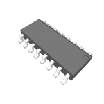 SI9120DY; IC; SMD; SOIC-16; SI9120DY