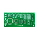 PCB Reference Ruler for Encapsulations and Units ESACONN